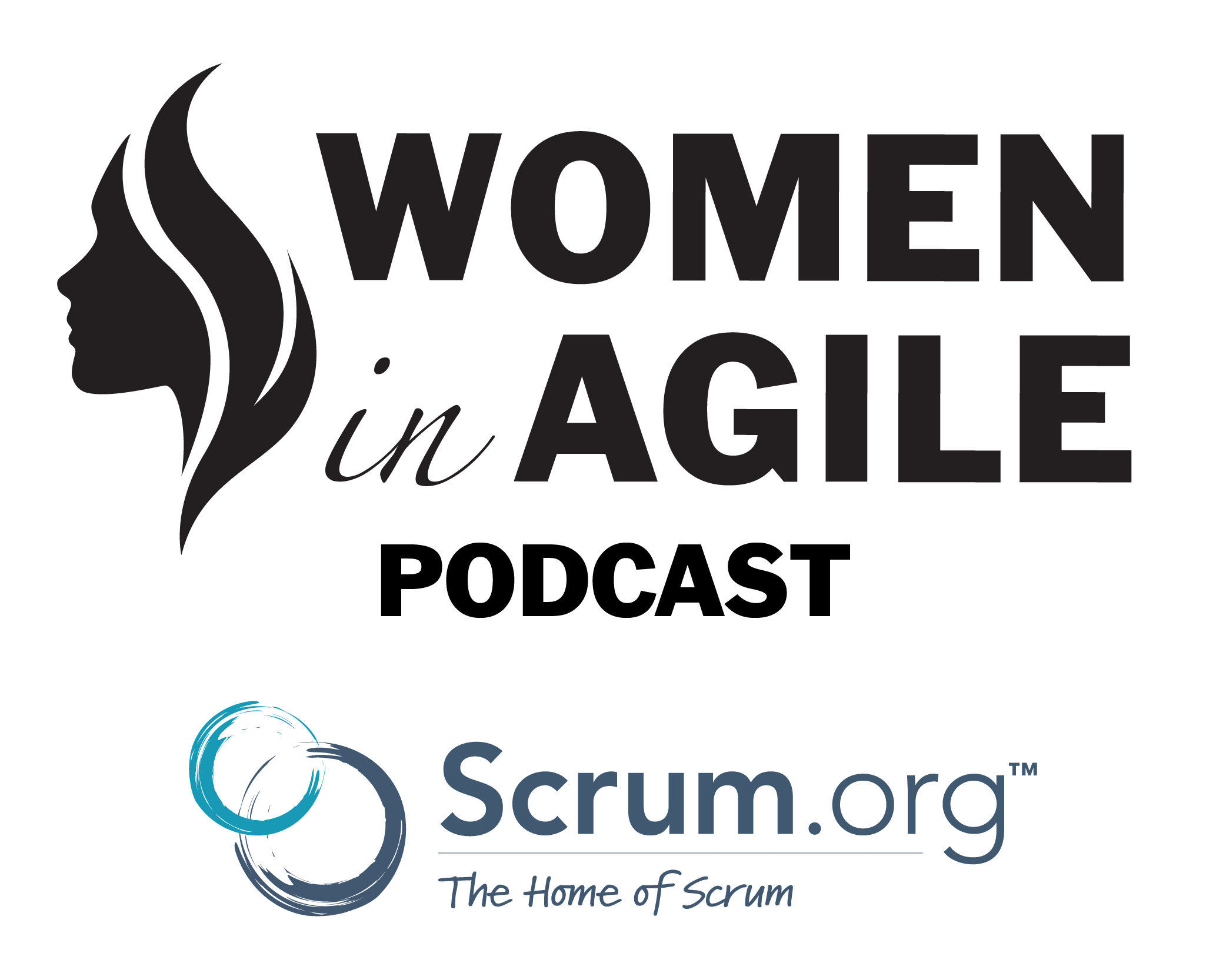 """""""Women in Agile Podcast sponsored by Scrum.org"""""""